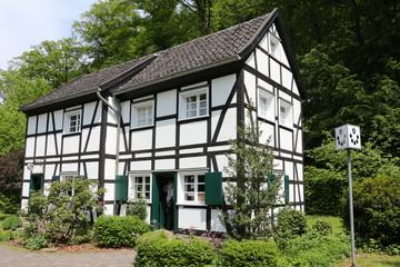 Historisches Fachwerkhaus im Sauerland