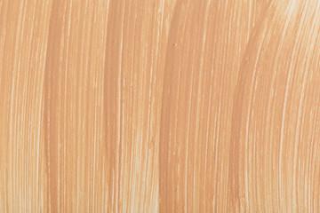 Close up Texture of liquid foundation
