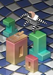 Antivirus • Anti malware • Data thief — Portrait orientation