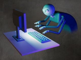 Digital addiction • Computer addiction • Social media addiction