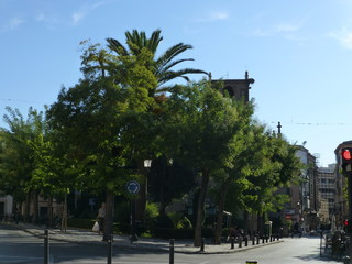 Caceres, historical city of Extremadura.Spain. Unesco World Heritage Site