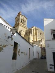 Arcos de la Frontera, beautiful white village of Cadiz. Andalusia,Spain