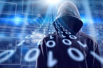 Cyber. - fototapety na wymiar