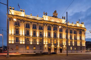 Wall Mural - Architecture of Vienna, Austria.