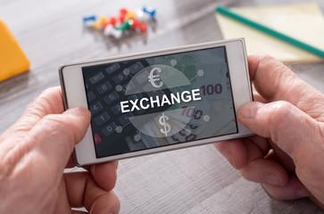 Concept of exchange