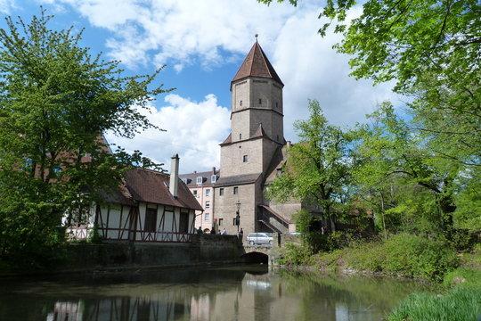 Jakobertor in Augsburg