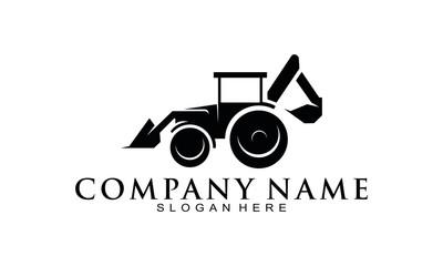 Tractor logo icon