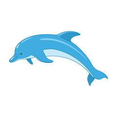 Photo sur Aluminium Dauphins Dolphin 8