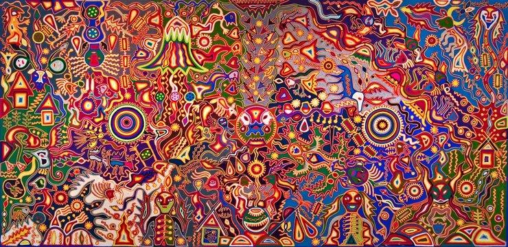 Ancient Mexican art