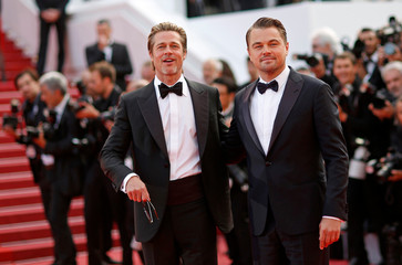 """72nd Cannes Film Festival - Screening of the film """"Once Upon a Time in Hollywood"""" in competition - Red Carpet Arrivals"""
