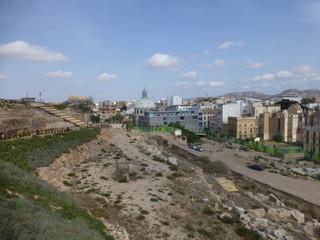 Cartagena historical city of Murcia.Spain