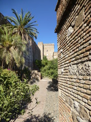 Malaga. Costal del Sol  city in Andalusia. Spain