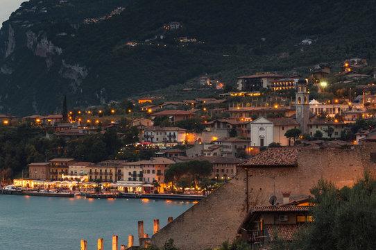Limone sul Garda, Gardasee - Italien