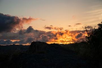 Poster Volcano Photo
