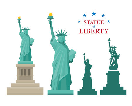 Statue of Liberty, New York, Landmarks, Travel and Tourist Attraction