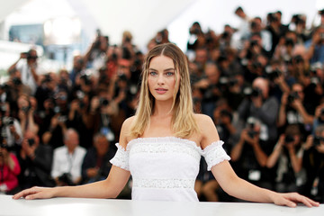 """72nd Cannes Film Festival - Photocall for the film """"Once Upon a Time in Hollywood"""" in competition"""