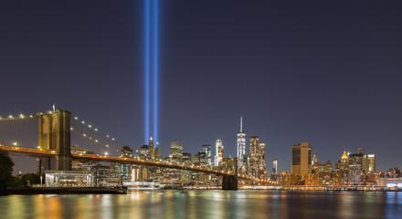 New York City 9/11 Tribute Light