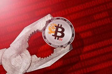 Bitcoin SV (BSV) regulation; bitcoin SV coin is under pressure