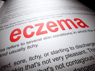 Eczema - Dictionary Series