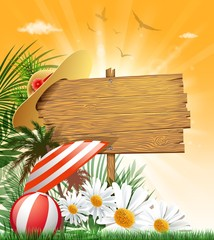 holiday wooden