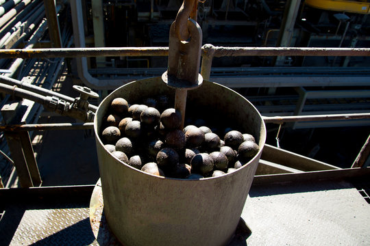 Mill Balls for Mineral Processing