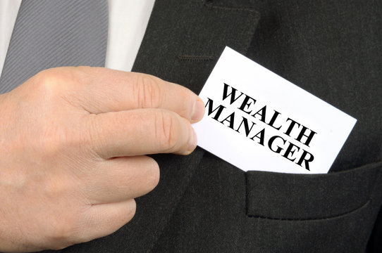 Wealth manager