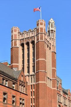 Russell Hall, Teachers College, Columbia University. New York City, US