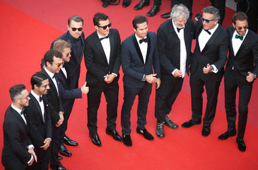 "72nd Cannes Film Festival - Screening of the ""The Traitor""(Il traditore) in competition - Red Carpet Arrivals"