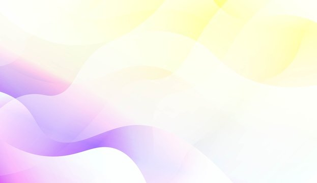 Futuristic Color Design Geometric Wave Shape, Lines. For Your Design Wallpapers Presentation. Vector Illustration with Color Gradient.