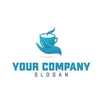 Here Your Coffee Logo Inspirations Template