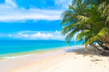 Strand Mae Nam auf Ko Samui, Thailand