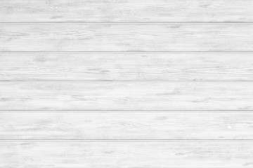 white wood plank texture and seamless background Wall mural