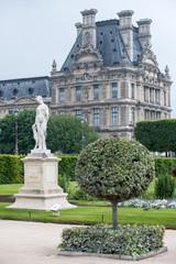 Baroque Louvre Museum of Paris France