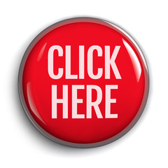 Click Here Red Round Button