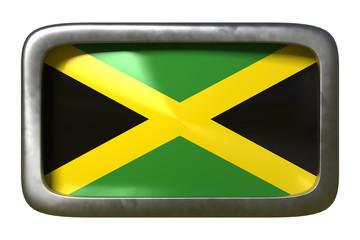 Jamaica flag sign