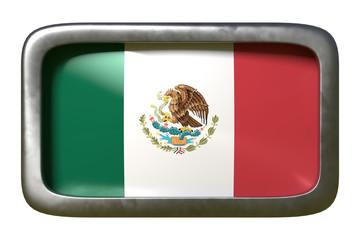 Mexico flag sign
