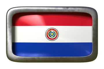 Paraguay flag sign