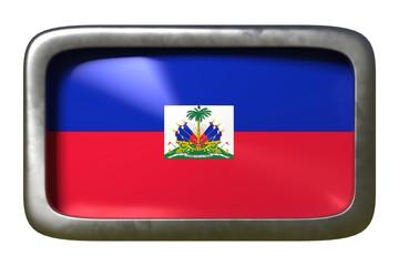 Haiti flag sign