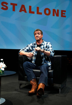 72nd Cannes Film Festival - Masterclass Sylvester Stallone