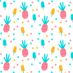 Pineapple Posicles Pattern