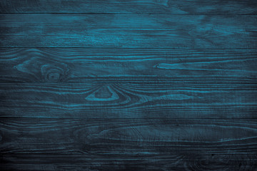 Wooden background, Dark wooden texture. Wall mural
