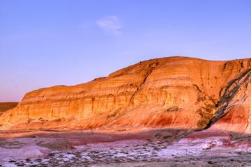 Keuken foto achterwand Marokko Martian desert landscapes