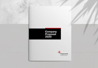 Company Proposal Brochure