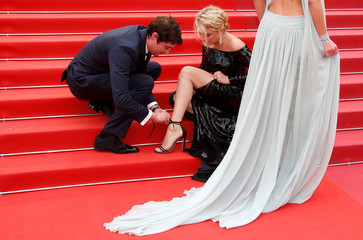 """72nd Cannes Film Festival - Screening of the film """"Sibyl"""" in competition - Red Carpet Arrivals"""