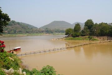 landscape of Luang Prabang