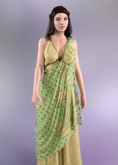 Frauenkleidung im antiken Griechenland