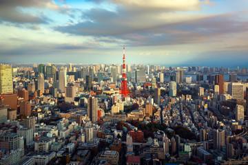 Fototapete - Tokyo Tower