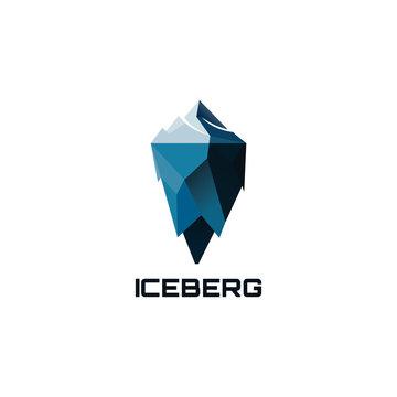 iceberg logo design inspiration