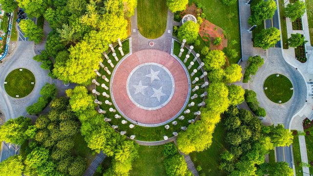 Bicentennial Park in Nashville Tennessee
