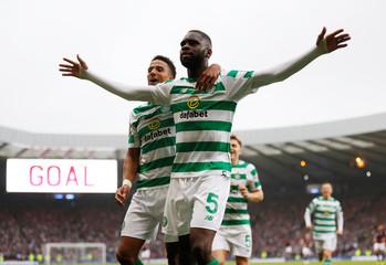 Scottish Cup Final - Heart of Midlothian v Celtic